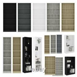3 4 5 Tier Bookcase Bookshelf Display Rack Storage Shelf Shelving Unit Furniture