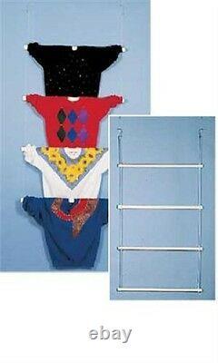3 Tubular Ladder Mannequin PVC Retail Store Display Bedding Clothing Shirts 36