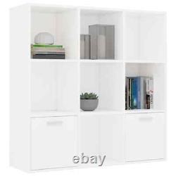 Book Shelf Rack Cube Storage Organizer Cabinet Bookcase Display Wood Bookshelf