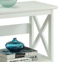 Bookcase Shelves Cabinet Hallway Display Storage Living Room Furniture Wood NEW