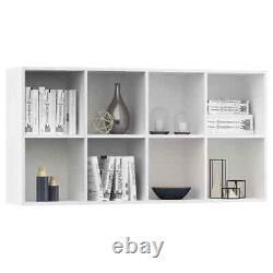 Cube Bookcase Bookshelf Book Rack Display Storage Shelving Shelf Room Divider