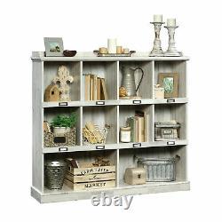 Cube Bookcase Storage Bin Cubby Display Shelves Organizer Living Room Furniture