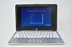 HP Stream 11 Laptop (11-AK0035NR) 11.6 HD Display 32GB Storage 4GB RAM Win 10 S