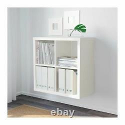 IKEA KALAX Shelving Unit Cube Storage Display Bookcase Expedit 77x77 Book Shelf