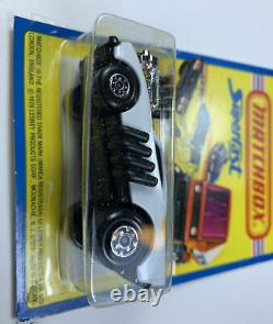 Matchbox Superfast Blister Pulled From Store Display III White Lightening Mint