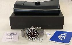 New STORE DISPLAY Squale 1545 30 ATMOS Classic Ceramica Watch Full Set Warranty