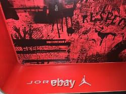 Nike Air Jordan Store Display Sign Wall Unit