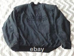 Nintendo Marketing 1993 Silk Vintage Jacket Employee Promo Store Display RARE
