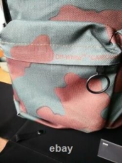 OFF WHITE Camouflage Backpack c/o Virgil Abloh 100% authentic! Store display