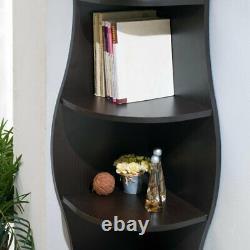 Pre-SALE Strong Corner Shelf Shelves 5 Tier Storage Display Rock Home Decor