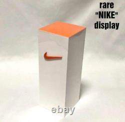 Rare NIKE display interior sneakers shop store accessory case business use