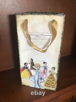 Rare Snow White Disney Designer Princess Doll Limited Edition Store Display Bag