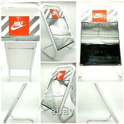 Rare Vintage Nike Shoe Mirror Genuine Mid-Century Advertising Store Display EUC