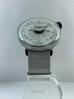 Store Display Model Bomberg BB-01 GENT CT4302.2 Men's 43mm Quartz Watch