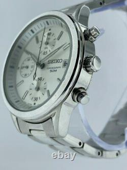 Store Display Model Seiko Chronograph Women's Quartz Watch SNDY35P1