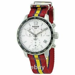 Store Display Model Tissot Quickster Cavilers Chronograph Watch T0954171703713