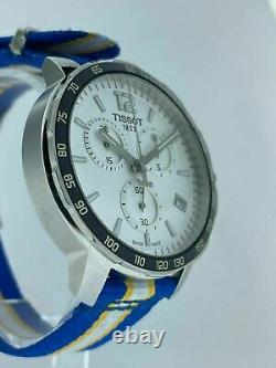 Store Display TISSOT Quickster Golden State Warriors Chronograph Men's Watch