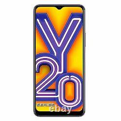 Vivo Y20A 64GB 3GB RAM 6.51HD+ Display 13+2MP Camera Dual Sim Googleplay Store