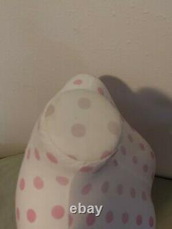 28in Victoria's Secret Pink Polka Dot Robe Forme Boutique Affichage Mannequin Rare