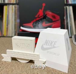 2set Rare Nike Affichage Intérieur Sneakers Boutique Magasin Accessoire Affaire Utilisation