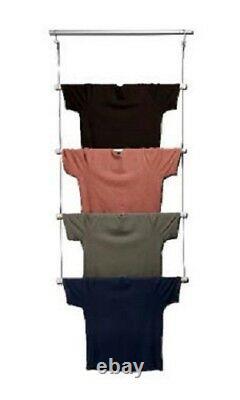 3 Mannequin Tubulaire Mannequin Pvc De Magasin De Vente Au Détail Vêtements De Literie D'affichage Chemises 36