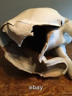 34 Papier Original Mache Rca Victor Nipper Dog Store Affichage Oreilles Vertes