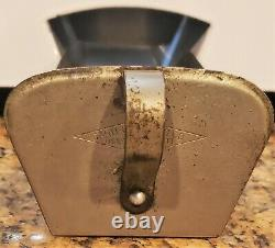 Antique Counter Top General Store Display Double-kay Nut Penny Candy Dispenser
