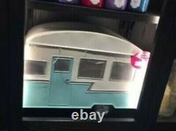 Bath & Body Works White Barn Camper Voyage Cooler Très Rare Affichage De Magasin