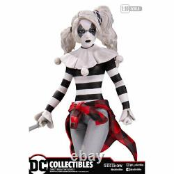 Batman Harley Quinn Affichage De La Statue 1/10ème Échelle Rouge, Blanc Et Noir