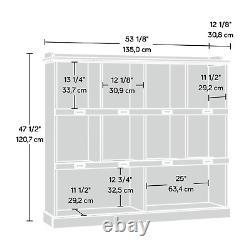 Cube Bibliothèque Boîte De Rangement Étagères D'affichage Cubby Organisateur Meubles De Salon