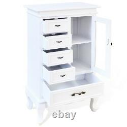 Cuisine Storage Cabinet Tiroir Organisateur Étagère Display Vintage Room Furniture