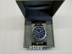 Esq Bleu Cadran Acier Inoxydable Montres Homme Esq0311 Display Store