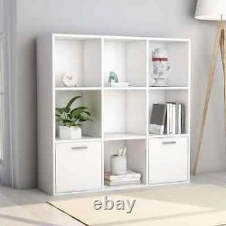 Étagère De Livre Rack Cube Rangement Organisateur Cabinet Bibliothèque Display Wood Bookshelf