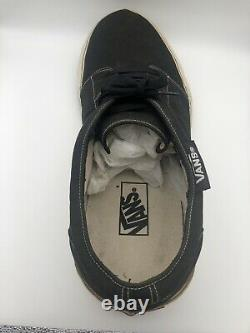 Géant Vans 106 Black White Lace Up Sneakers Single Shoe Store Display 166