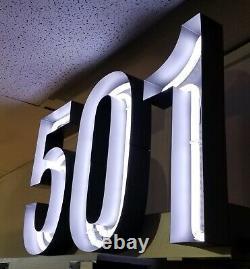 Levi's 501 Jeans Retail Store Affichage Affichage Signe Néon
