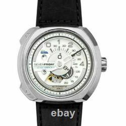Modèle D'affichage De Magasin Seven Friday V1/01 47mm Automatic Men's Watch Msrp 1 150 $