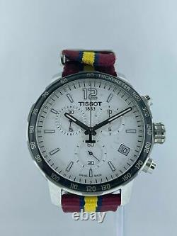 Montre Chronographe Tssot Quickster Cavilers T0954171703713