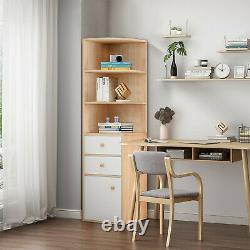 Multi-couche Libraryhelf Librairie Stand Storage Display Book Rack Accueil Organisateur Us