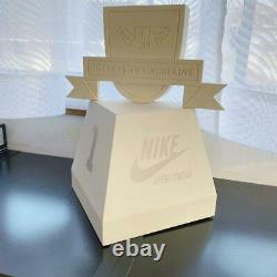 Nike Affichage Intérieur Baskets Boutique Magasin Accessoires Cas
