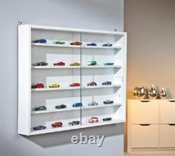 Nouveau Cabinet D'affichage Étagères De Stockage Modernes Mur Vitrine Boîte De Collection Cas