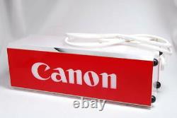 Panneaux D'affichage Canon Affichez Le Magasin D'affichage Publicitaire
