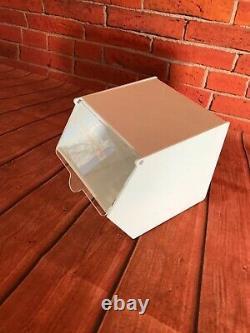 Pick And MIX / Stockage Bacs D'affichage Blanc Choix De 4,6,9,12 Pack