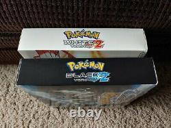 Pokemon Black 2 Et White 2 Store Standee Nintendo 3ds Promo Display Boxes Rare