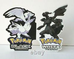 Pokemon Black White Store Display En Rupture De Stock