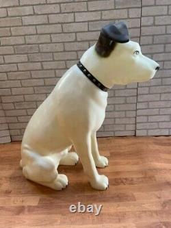 Sa Maîtrise Vocale Grand Écran De Magasin Nipper Dog Rca Victor Jack Russell