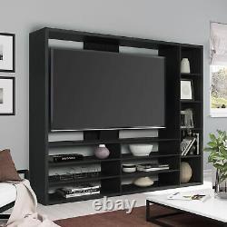 Tv Stand 55 Entertainment Center Living Room Meubles Display Shelf Storage