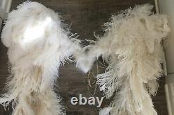 Victoria's Secret Super Model Angel Wings Store Display Prop Rare