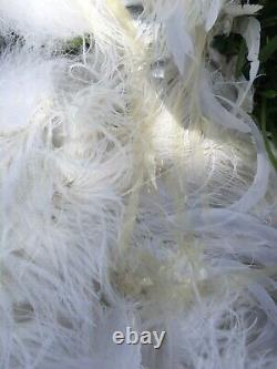 Victoria's Secret Super Model Angel Wings Store Display Prop Rare Authentique