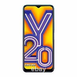 Vivo Y20a 64 Go 3 Go Ram 6,51hd+ Affichage 13+2mp Caméra Dual Sim Googleplay Store