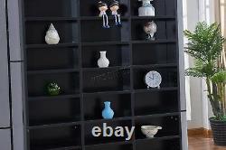 Westwood CD DVD Shelf Storage Video Game Tour Stand Display Rack Pb Csp01